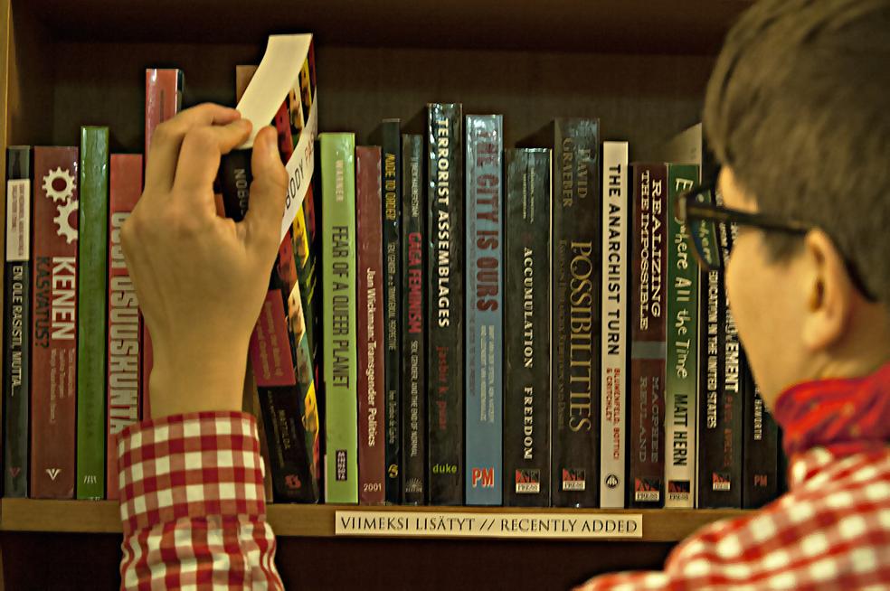 20141113 FAQ-kirjaston uutuudet