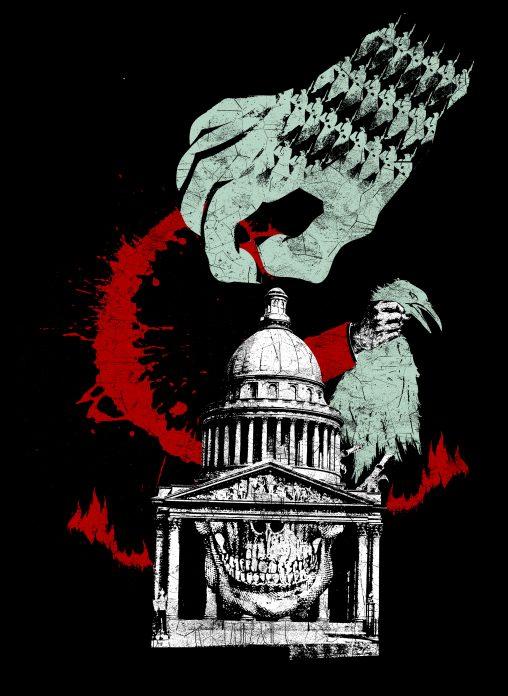 butcher t-shirt kuva